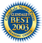 Glendale News-Press Readers Choice - 2003