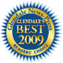 Glendale News-Press Readers Choice - 2009