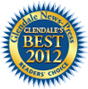 Glendale News-Press Readers Choice - 2012