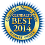 Glendale News-Press Readers Choice - 2014