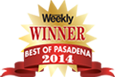 Weekly Winner - Best of Pasadena 2014