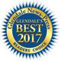Glendale's Best Tax Preparer 2017 Award