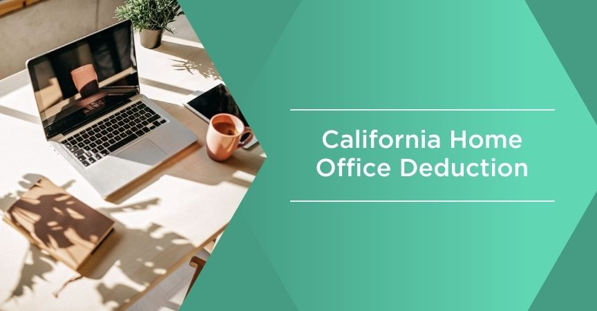 california home office deduction